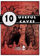 10 useful caves #01
