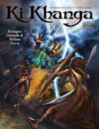 Ki Khanga: The Sword and Soul Role Playing Game