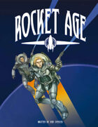 Rocket Age  - Core Rulebook