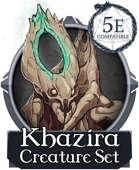 Khazira Creature Package