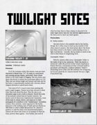 Party First: Twilight Sites