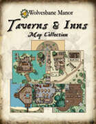 Taverns & Inns Map Collection