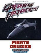 Ships: Eldred Pirate Cruiser