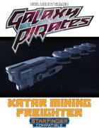 Ships: Katar Mining Freighter