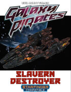 Ships: Slavern Destroyer