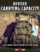 Revised Carrying Capacity
