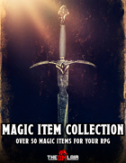RPG Magic Item Collection