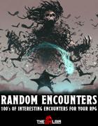 RPG Random Encounter Collection