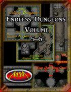 Endless Dungeons: Volume 5-7 Bundle
