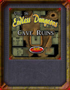 Endless Dungeons: Cave Ruins