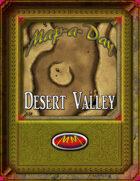Map-A-Day 10/15/2017 Desert Valley