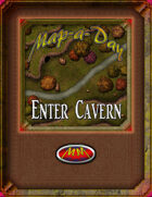 Map-A-Day 10/17/2017 Enter Cavern