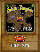 Endless Dungeons: Crystal Caverns