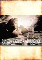 Dungeon Master's Adventure Pack Issue 02