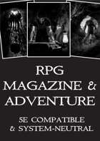 Dungeon Master's Adventure Pack Issue S01