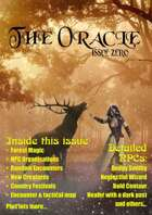 The Oracle Issue Zero
