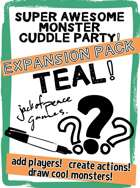 Teal! Expansion - Super Awesome Monster Cuddle Party!