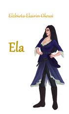 Ela - Karta Postaci do nowej edycji