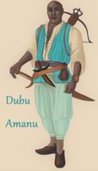 Dubu Amanu- Karta Postaci do nowej edycji