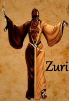 Zuri - Karta Postaci do nowej edycji