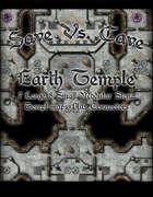 Save Vs. Cave: Earth Temple