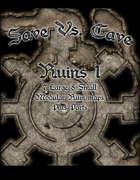 Save Vs. Cave: Ruins 1