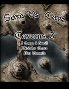 Save Vs. Cave: Caverns 3