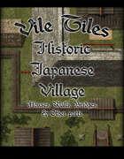 Vile Tiles: Historic Japanese Village