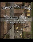 Village to Pillage: Medium City 1