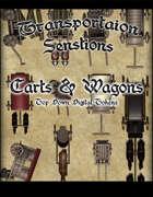 Transportation Sensations: Carts & Wagons