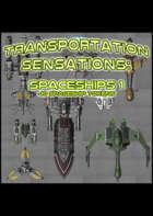 Smokin' Tokens: Spaceships 1
