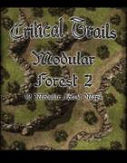 Critical Trails: Modular Forest 2