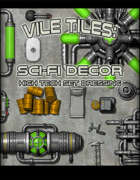 Vile Tiles: Sci-Fi Decor