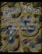Critical Trails: Modular Forest 4
