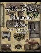 Vile Tiles: Dilapidated Decor