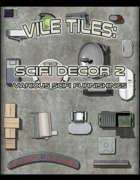 Vile Tiles: Sci-Fi Decor 2
