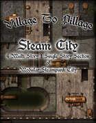 Village to Pillage: Steam City 1