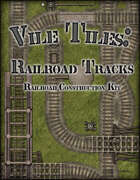 Vile Tiles: Railroad Tracks