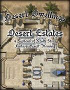 Desert Dwellings: Desert Estates
