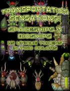Transportation Sensations: Spaceships 3