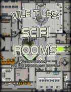 Vile Tiles: Scifi Rooms