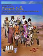 El Cheapo Minis Vol. 1 Desert Folk
