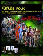 El Cheapo Minis Vol. 3 Future Folk
