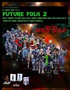 El Cheapo Minis Vol. 7 Future Folk 2