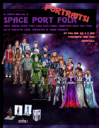 El Cheapo Portraits - Space Port Folk