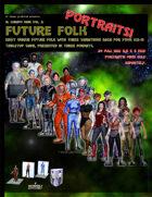 El Cheapo Portraits - Future Folk