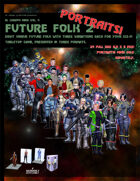El Cheapo Portraits - Future Folk2