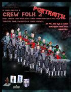 El Cheapo Portraits - Crew Folk 2