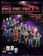 El Cheapo Portraits - Space Port Folk 2