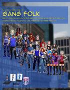 El Cheapo Minis Vol. 10 Gang Folk